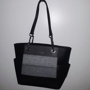 Handbags - Calvin Klein Leather Purse